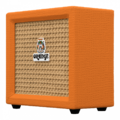 Orange Crush Mini: 3 Watts, solid state guitar combo, speaker out and aux in