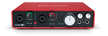 Focusrite Scarlett 6i6 2nd generation