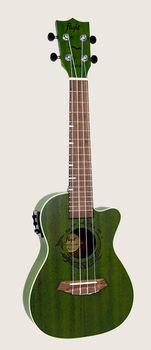 FLIGHT DUC380 JADE CONCERT UKULELE MIKITETTY +GIG BAG