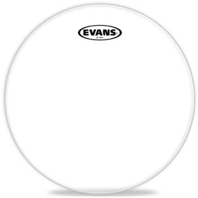 "Evans G1 8"" Clear"