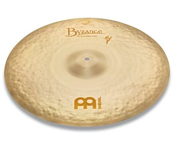 "Meinl Byzance 18"" Vintage Sand Medium Crash"