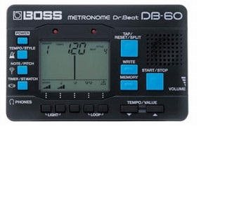 Boss DB-60 metronomi