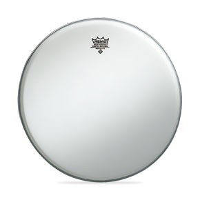 "Remo Diplomat 15"" Coated"