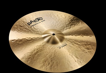 "Paiste Formula 602 Modern Essentials 18"" crash"