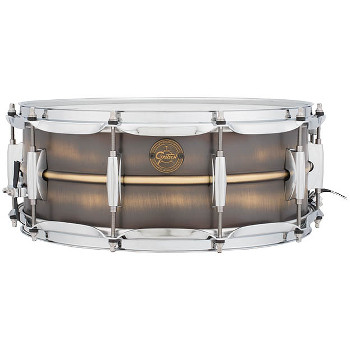 Gretsch S1-5514-BB Brushed Brass Snare Drum