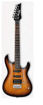 Ibanez GSA60-BS (Brown Sunburst)