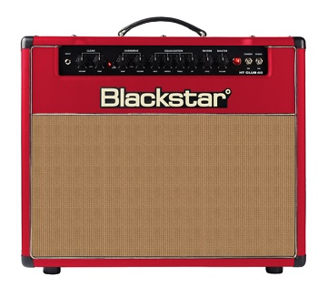 BLACKSTAR HTV Club 40 Red Kitaravahvistin