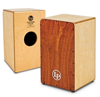 Latin Percussion Cajon Americana Series Groove Cajon LP1427