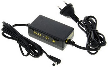 MOOER Power adapter PDNT-9VA-EU virtalähde