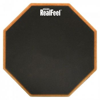 Evans RF12G Real Feel Pad 12""