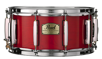 "Pearl SSC 14x5.5"" Snare Sequoia Red"